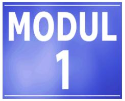 Modul 1 blau