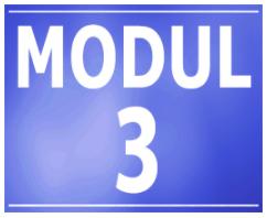 Modul 3 blau