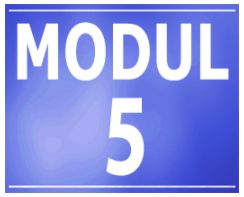 Modul 5 blau
